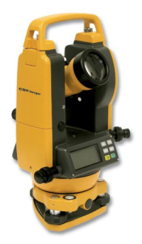CST/berger 56-DGT10 Electronic Digital Theodolite