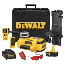DeWalt DW079KD Self-Leveling Rotary Laser