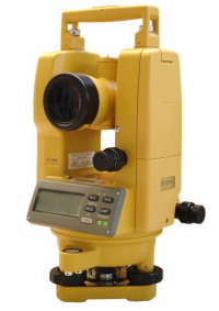 Topcon DT-209 Digital and Laser Theodolites